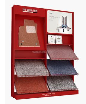 Display Stand Carpet Mat Stands
