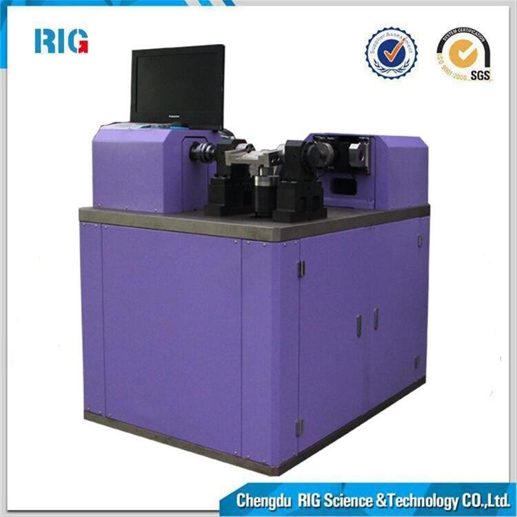 T028 Best Customized Computer Display Electric Four Axis Car Parts Tensile Test Machine
