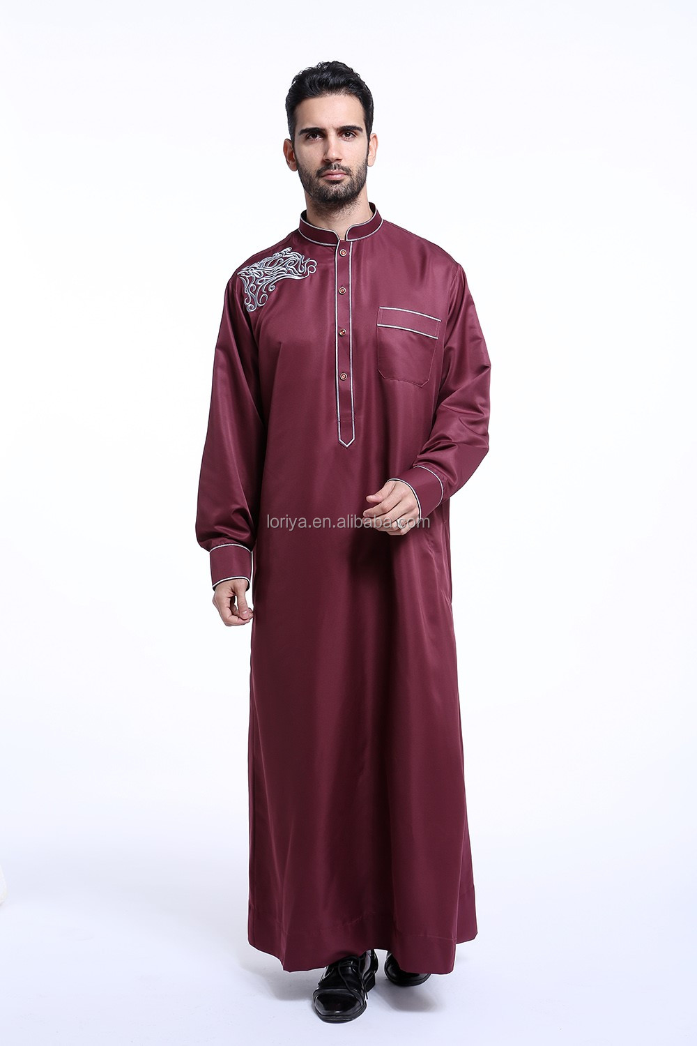 Islamic abaya new model abaya in dubai latest muslim dress abaya