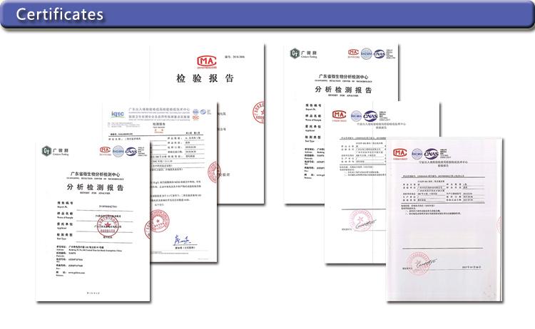 -Certificates