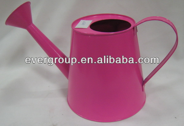 cheap zinc flower watering cans