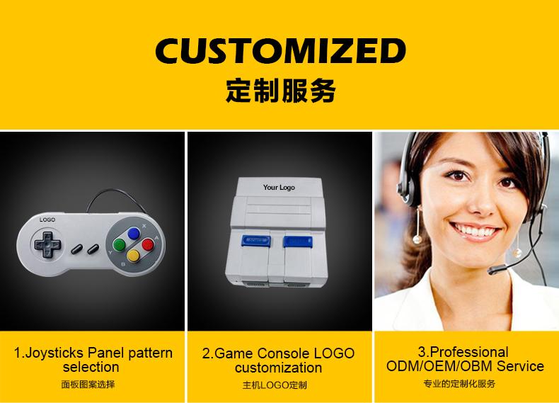 YLW नए उत्पाद विचारों 2020 बच्चों पोर्टेबल खेल क्लासिक गेम कंसोल वीडियो खेल हाथ में प्रणाली