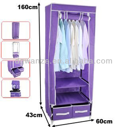 Genial Portable Storage Closet Series,Collapsible Wardrobe Storage With Simple  Design   Buy Collapsible Wardrobe Storage,Portable Armoire Wardrobe Closet,Doll  ...