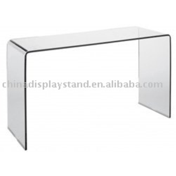 Fine Acrylic Console Table High Table Wall Console Table C1016751 Buy Acrylic Console Table High Table Wall Console Table Wall Console Table Clear Gmtry Best Dining Table And Chair Ideas Images Gmtryco