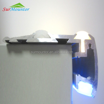 81mm Aluminum Led Step Extrusion Electric Step Led Strip Tape Light Led Aluminum Profile Buy Electric Step Electric Step Led Strip Led Step
