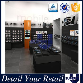 Hot Selling Modern Computer Shop Interior Design For Sales