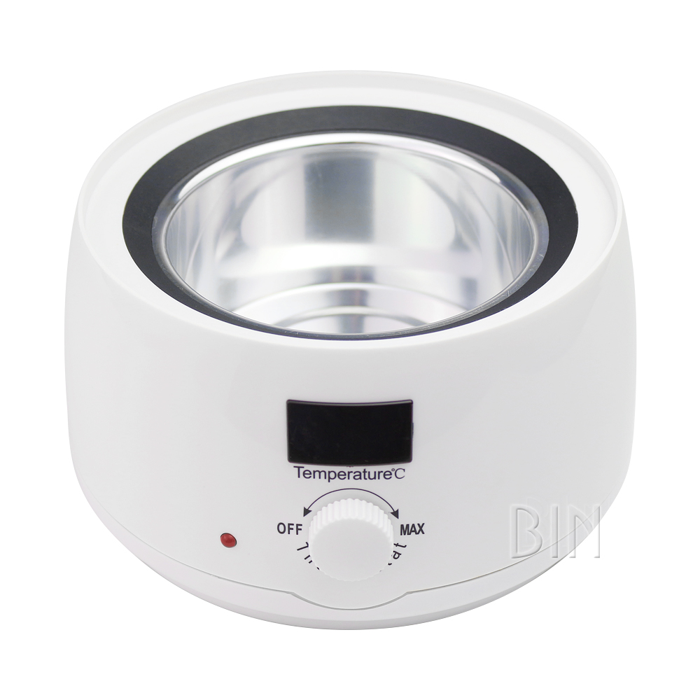 BIN 500CC digital display warmer wax heater machine