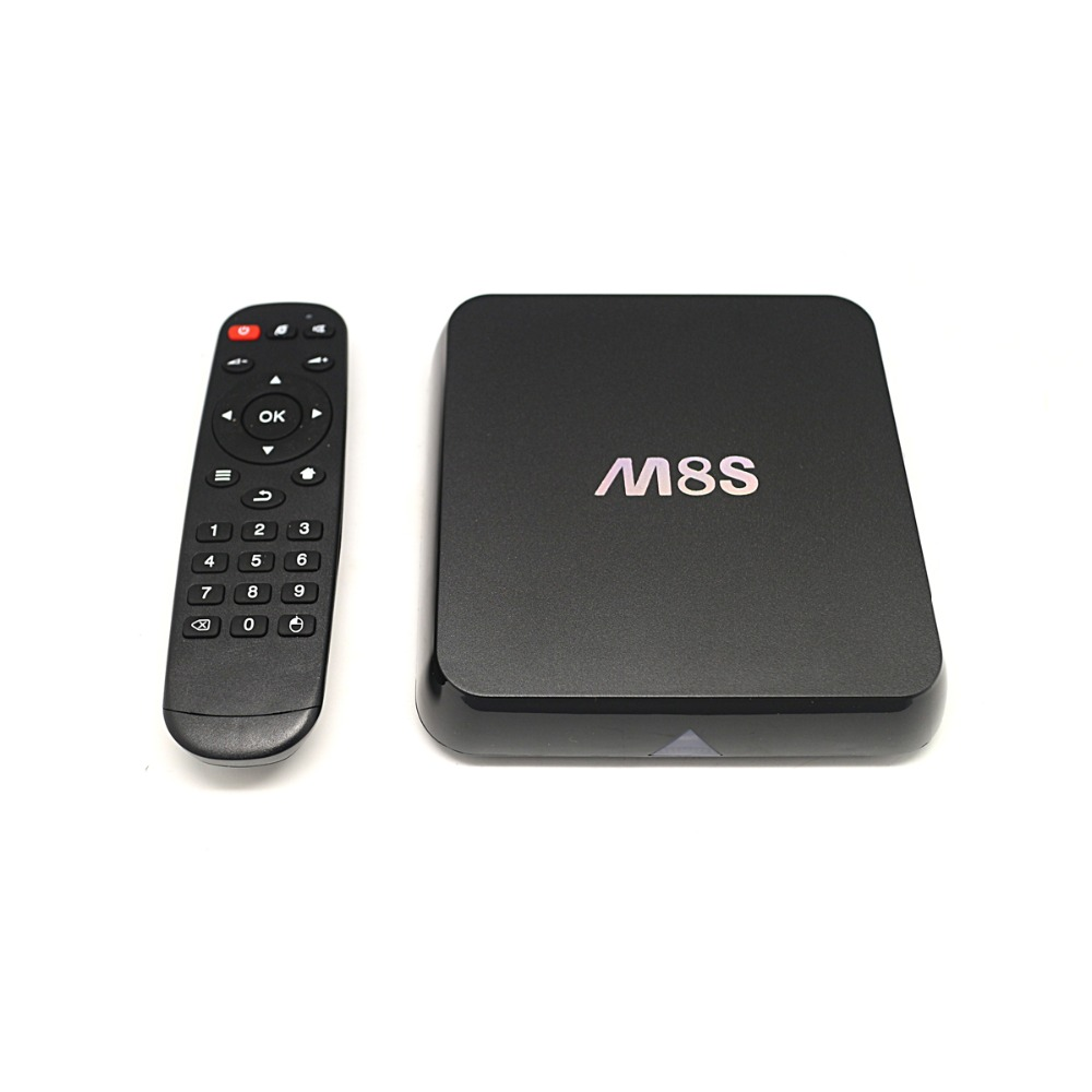 Custom LOGO S812 m8 m8s TV Box Updated Version Amlogic S812 KODI Android TV Box 1000M LAN S812 Netherlands IPTV TV BOX