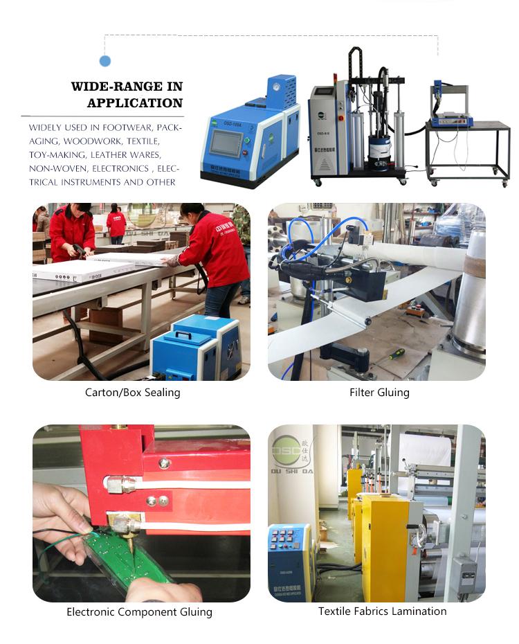 Automatic High Precision Adhesive Dispensing Robot Glue