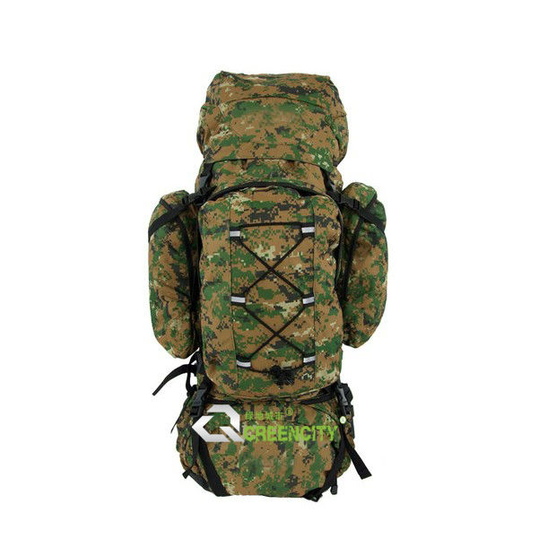 90L OUTDOOR HIKING ARMY BACKPACK RUCKSACK LARGE