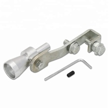 Universal Car Bạc <span class=keywords><strong>Turbo</strong></span> Sound Exhaust Whistle