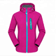 Wholesale Cheap Crane Sports Waterproof Softshell Jacket Women
