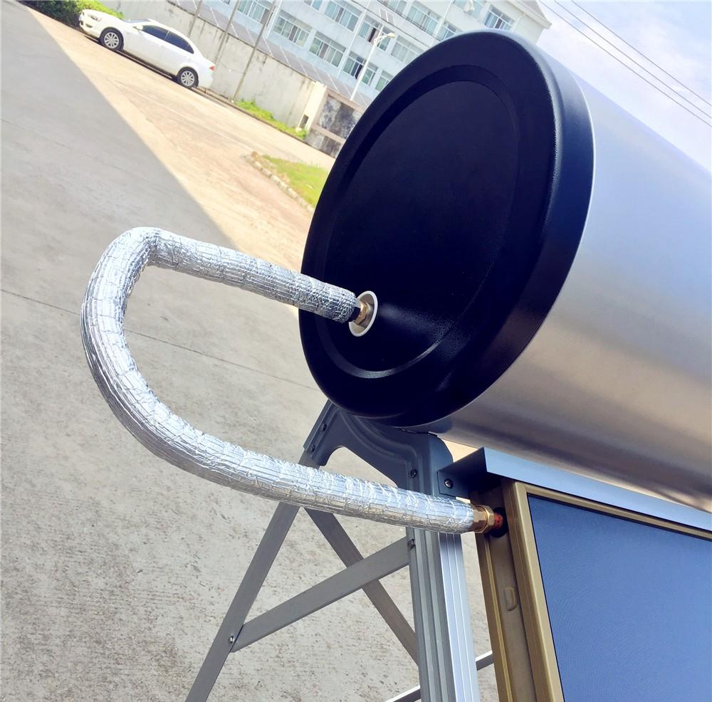 300 Liter Not Frozen Flat Plate Solar Water Heater