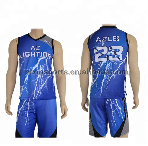 Günstige Factory Supply Basketball Jersey Uniformen mit Shorts Großhandel schnell trocknend Sublimation Druck Basketball-Uniform