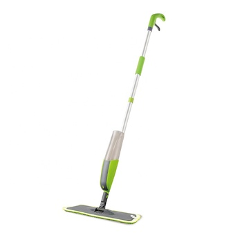 Fashion Design Household Super Floor Cleaning Mop Lazy Home Cleaning Mop Easy 360 Spray Mop with Microfiber Pad
