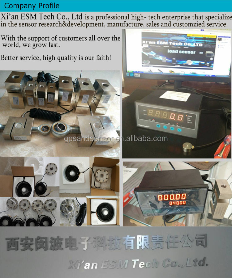 Low Cost Compression Weight Sensor For Truck Scale Weight ...
