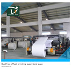 100% Wood Pulp Offset Paper for Writing and Printing