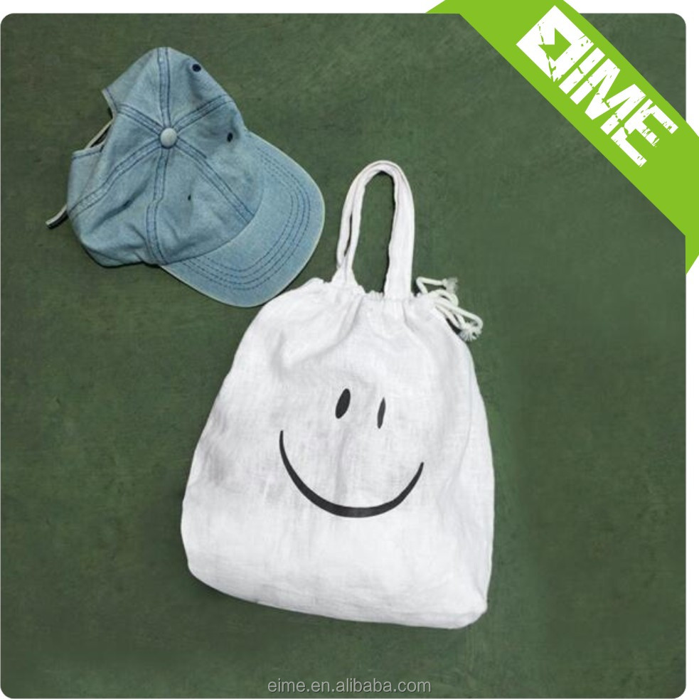 High Quality WholeSale China Manufacture Organic Cotton Bag.