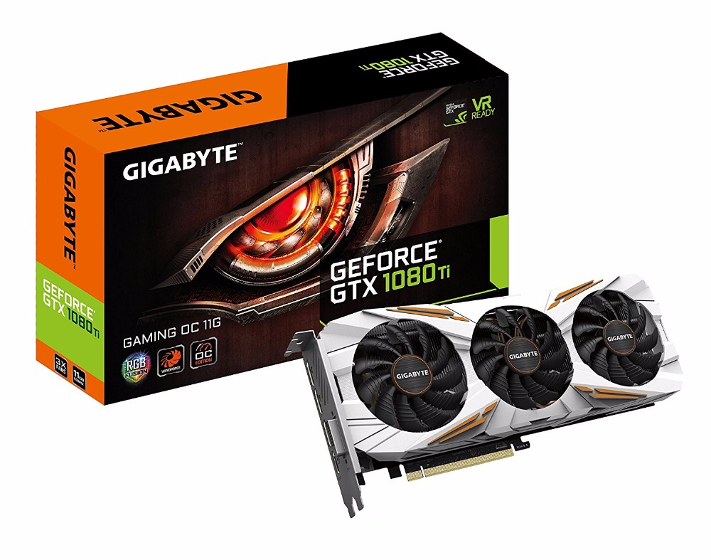Wholesale Chinese Factory OEM  GeForce GTX 1080 Ti GAMING OC 11GB Graphic Card