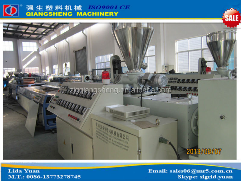 2014 Good Quality pvc foam board machine