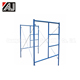 Andamio Tubular/Frame Scaffolding System For Building Construction