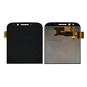 KNONEW Generic For Blackberry Q20 LCD Display Touch Screen Digitizer Assembly Replacement (Black)
