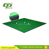 GP1515-1 cheapest practice golf green swing game & mat