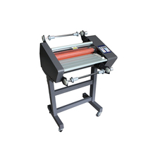 MSFM380A Mini Office Equipment 340mm Hot Cold Roll Laminating Machine