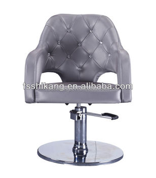 Superb Luxury Hairdressing Chair Salon Chair Styling Chair Wholesale Buy Unique Salon Styling Chairs Portable Salon Styling Chairs Best Seller Chrome Home Remodeling Inspirations Genioncuboardxyz