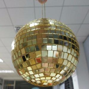 Fine Hanging Large Gold Disco Ball Centerpiece Decoration Beutiful Home Inspiration Xortanetmahrainfo