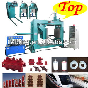 abb circuit breaker price epoxy resin silicone rubber moulding injection machine in YIBO