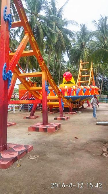 New Kids Games Amusement Roller Coaster Used Kiddie Ride ...