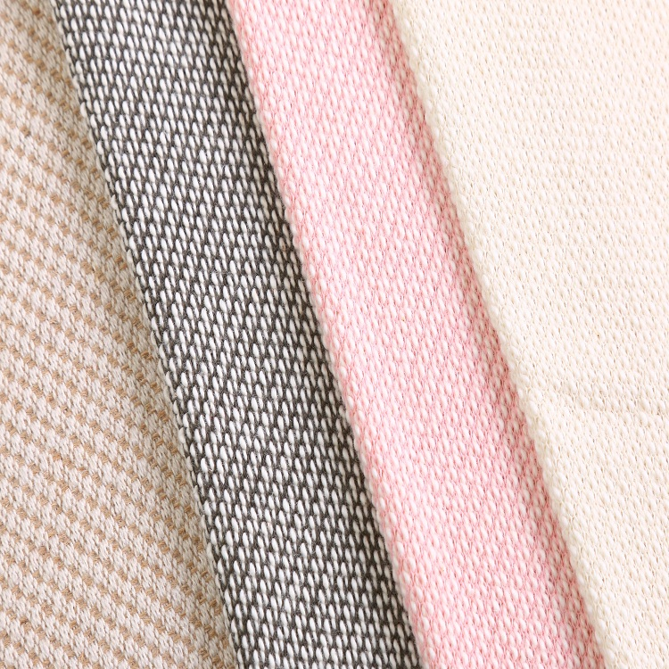 Fancy Design Hot Sale Knitted 3 Thread 60 Cotton 40 Polyester Terry Cloth Fabric