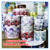 Custom Sticker Printing Factory Various Type Sticker Label Made in China