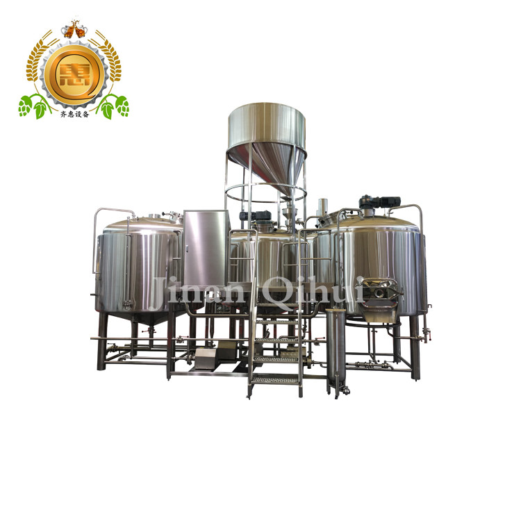 2500L beer manufacturing equipment for sale