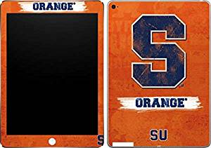 Syracuse University iPad Air 2 Skin - Syracuse Distressed Vinyl Decal Skin For Your iPad Air 2