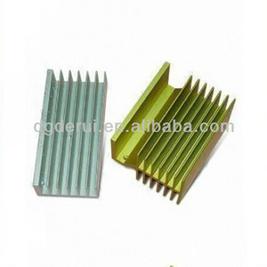 large scr heat sink parts