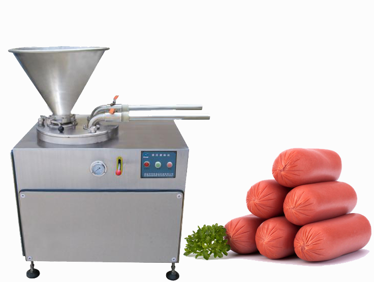 Commercial Automatic rapid sausage filler/sausage filler machine