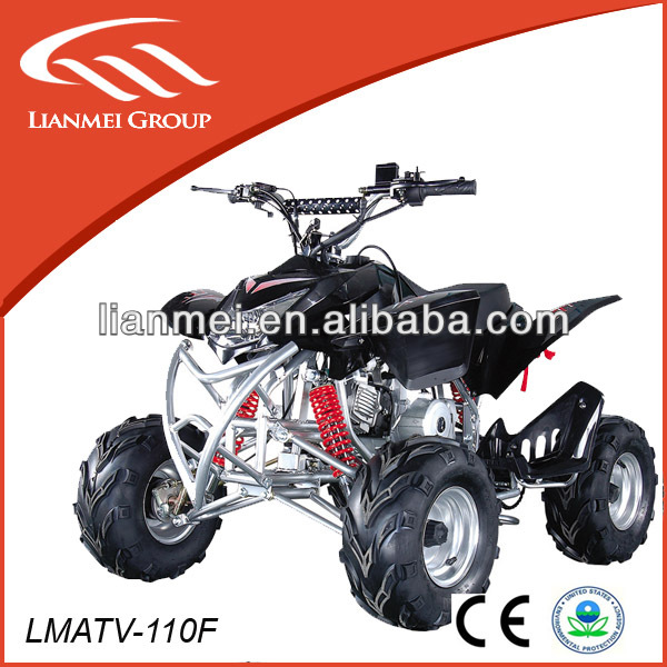 race atv quad bike sport atv 110 cc EPA CE approved