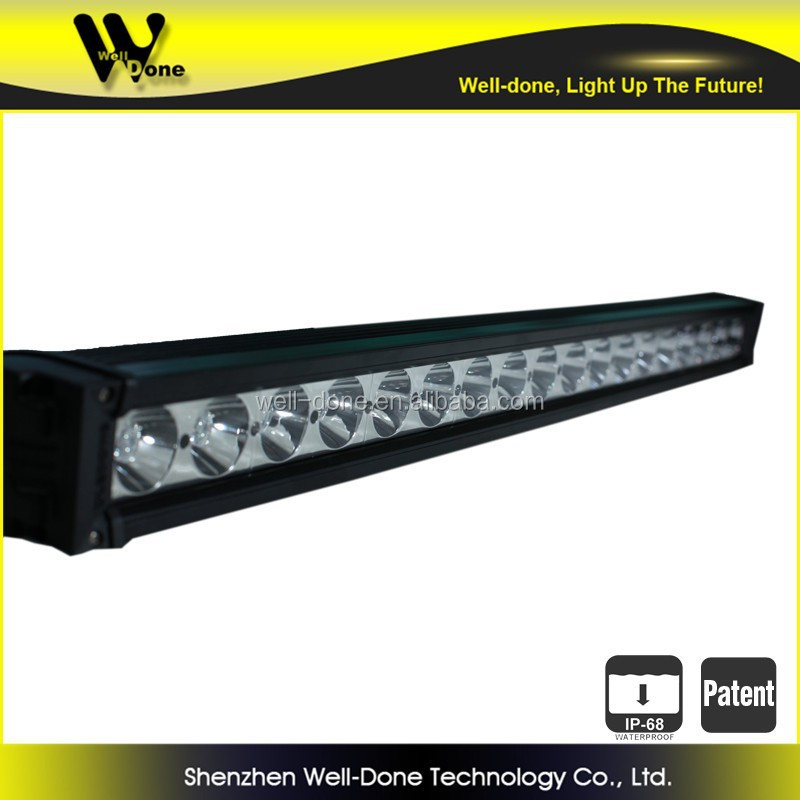 led cheap lighting purchase separate, WD-18V10, super anti-shock and water-proof light bar