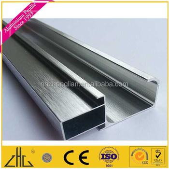 Wow aluminium Kitchen Cabinet Trim Door Profile Factory Aluminium