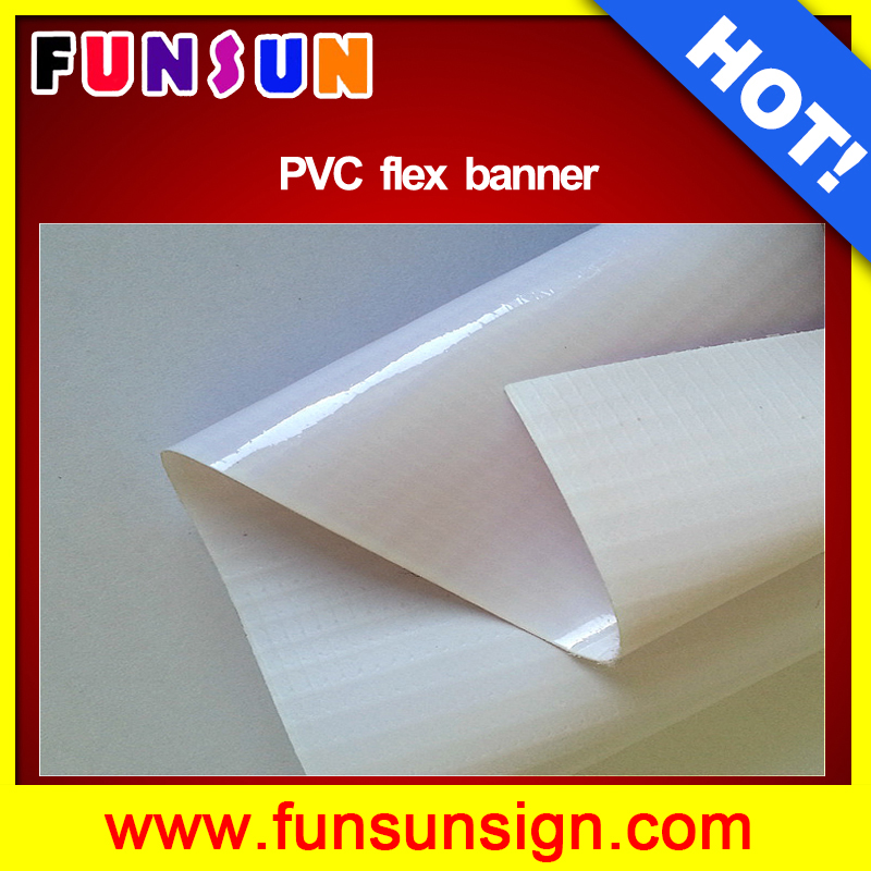 Big discount ! High quality Frontlit Glossy /backlit Flex PVC Banner