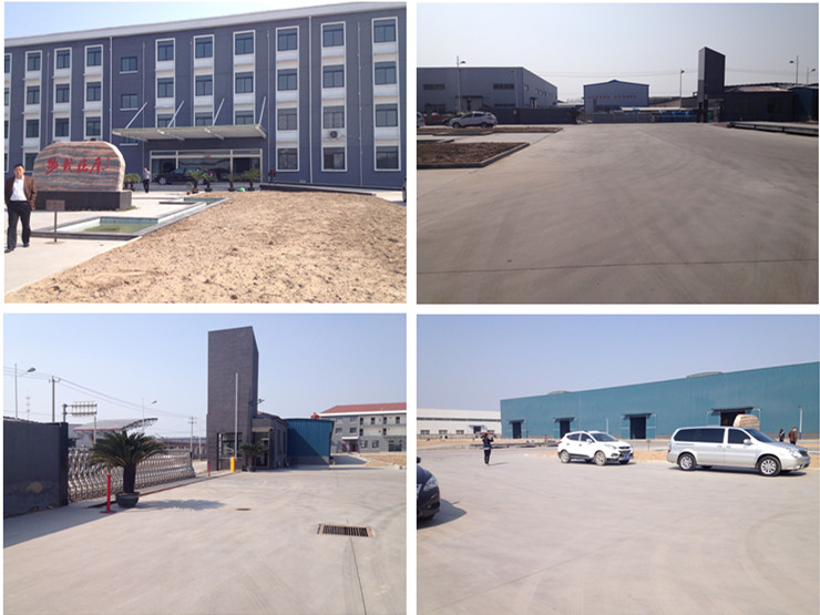 Prefab Lightweight Steel Structure Warehouse for Factory Building