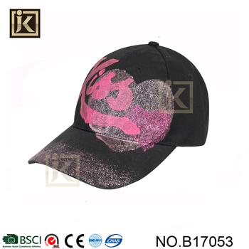 JAKIJAYI womens ball caps cool baseball hats womens ball caps black baseball  hat fb62f89ea2