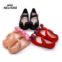 wholesale price girl melissa jelly shoes, cute sweet girls jelly sandals