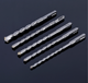 Tungsten Carbide Tipped Concrete Drill Bits SDS plus/max Drill Bits For Concrete Stone Masonry