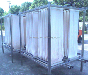 used container types of wastewater treatment plants for domestic grey water