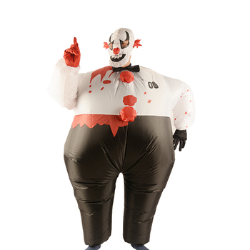 Killer Evil Scary Clown Costume , Buy Scary Clown Costume,Evil Clown  Costume,Killer Clown Costume Product on Alibaba.com