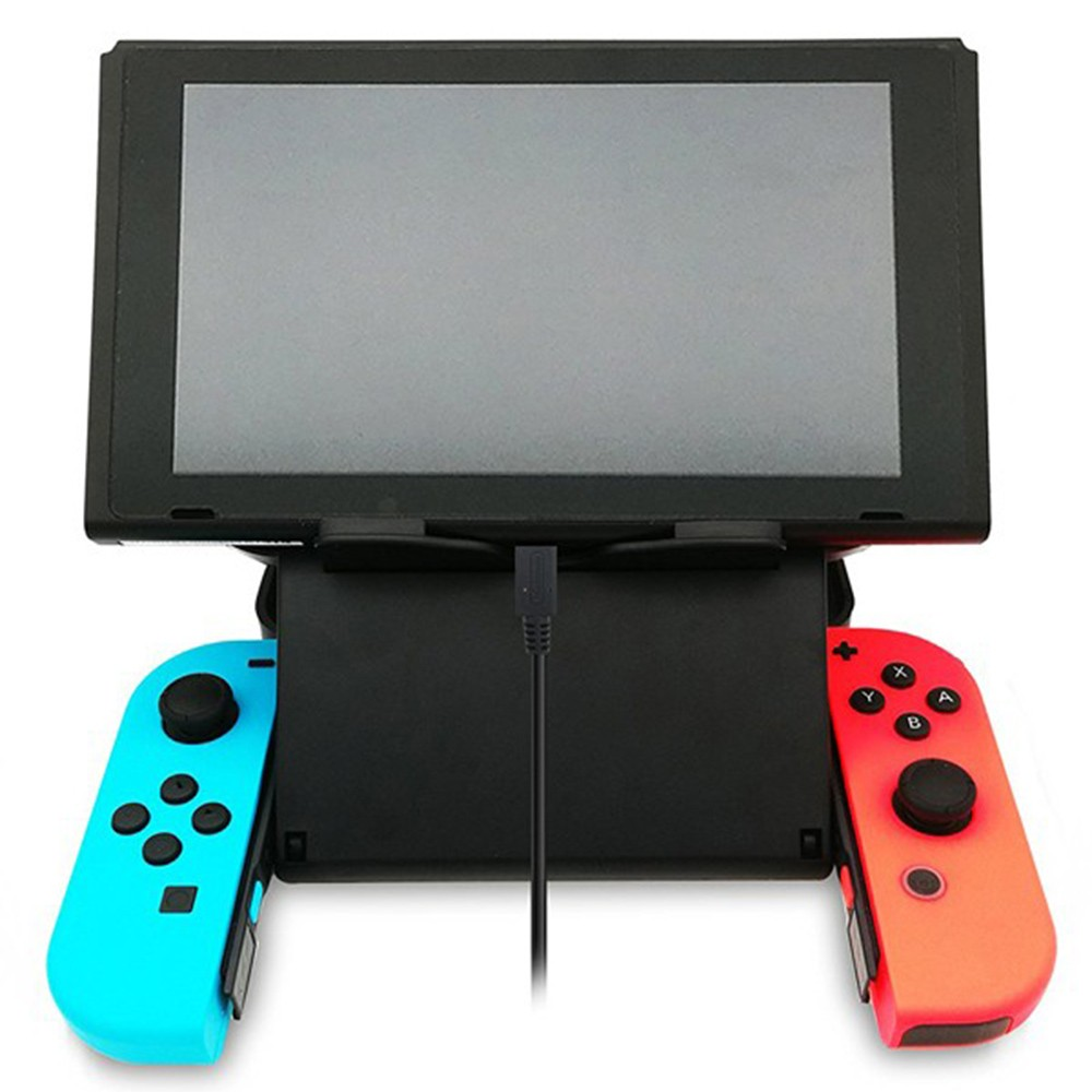 New!Adjustable Angle Foldable Base Stand Playstand Bracket Support Holder Desktop Playstand for Nintendo Switch NS Game Console