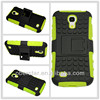 Hot Hard Case For Samsung Galaxy S4 mini i9190 Two in One Mobile Phone Silicone Protective Shell Case